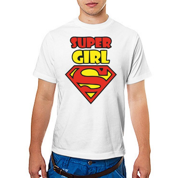 Футболка Super girl