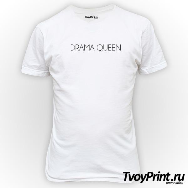 Футболка drama queen