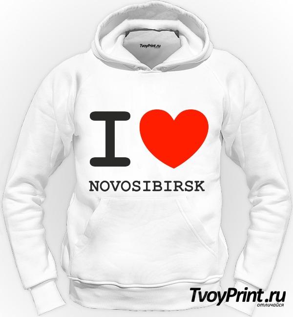 Толстовка Новосибирск