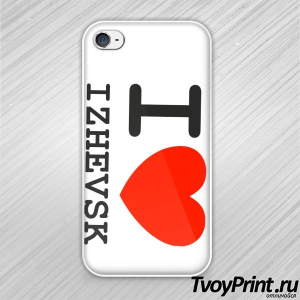 Чехол iPhone 4S Ижевск
