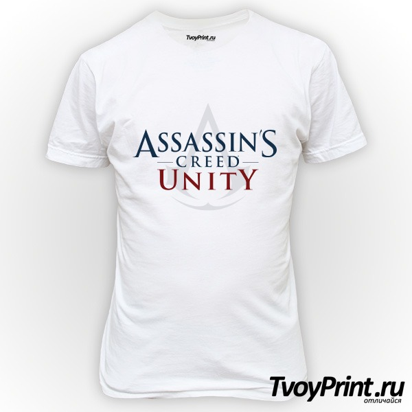 Футболка Assassins creed unity