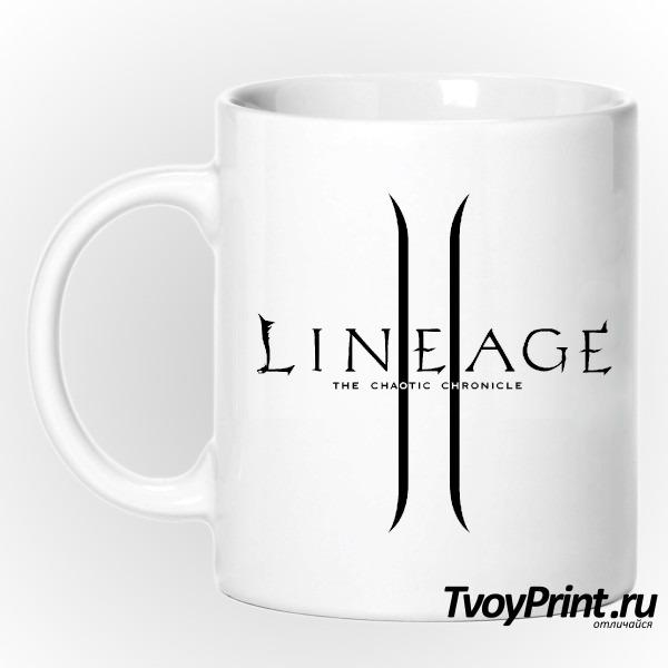 Кружка Lineage