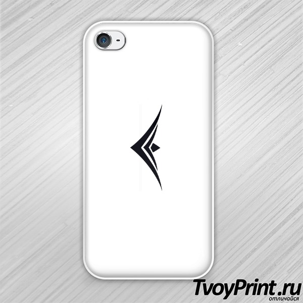 Чехол iPhone 4S Sensation знак