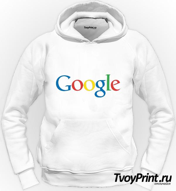 Толстовка Google (лого)