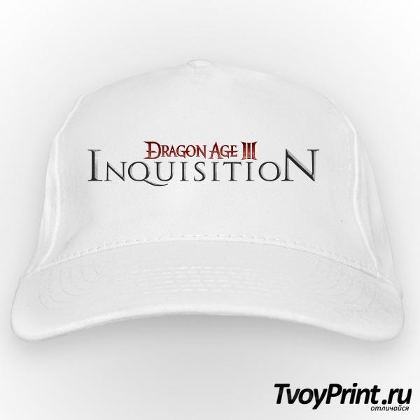 Бейсболка Dragon Age III: Inquisition