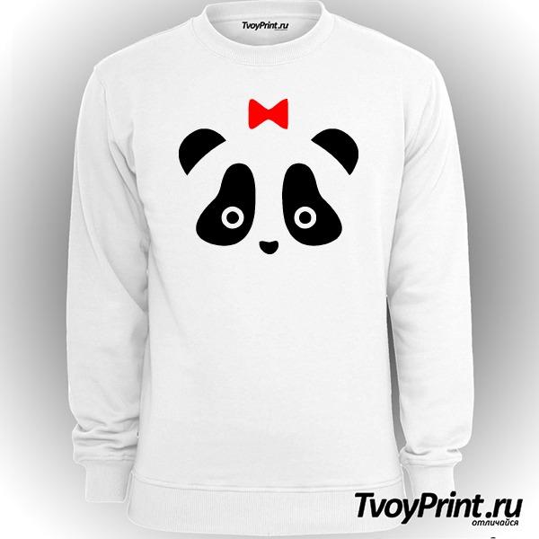 Свитшот Панда жен