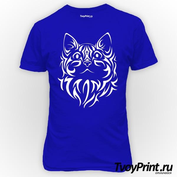 Футболка The cat