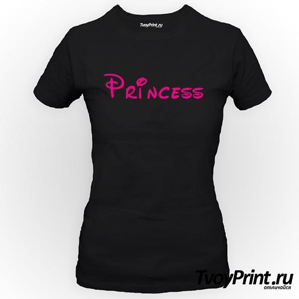 Футболка princess