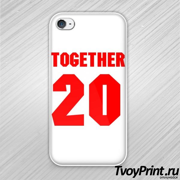 Чехол iPhone 4S вместе с... (вторая часть)