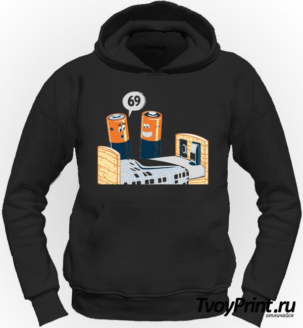 Толстовка 69 Glennz Tees Designs