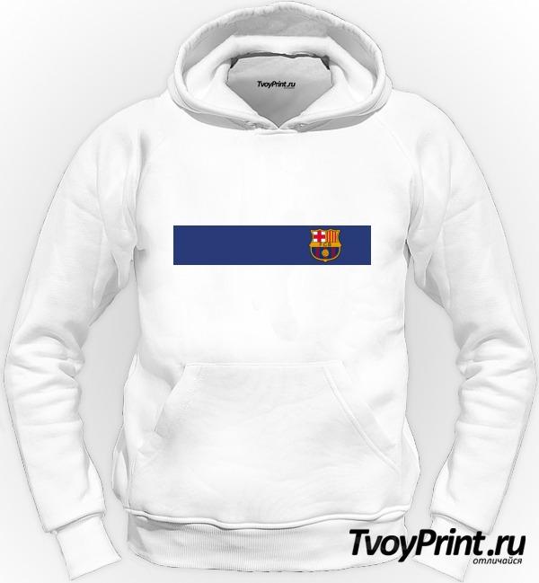 Толстовка Барселона форма