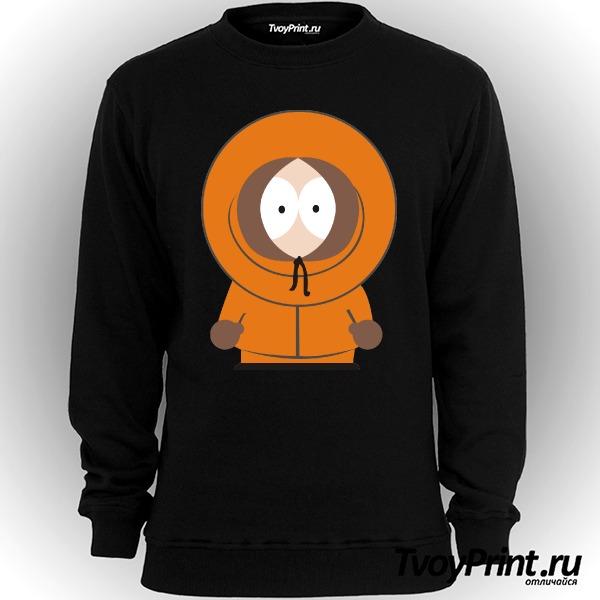 Свитшот South Park Кенни