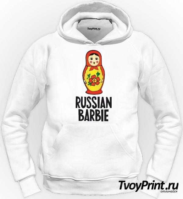 Толстовка Russian barbi