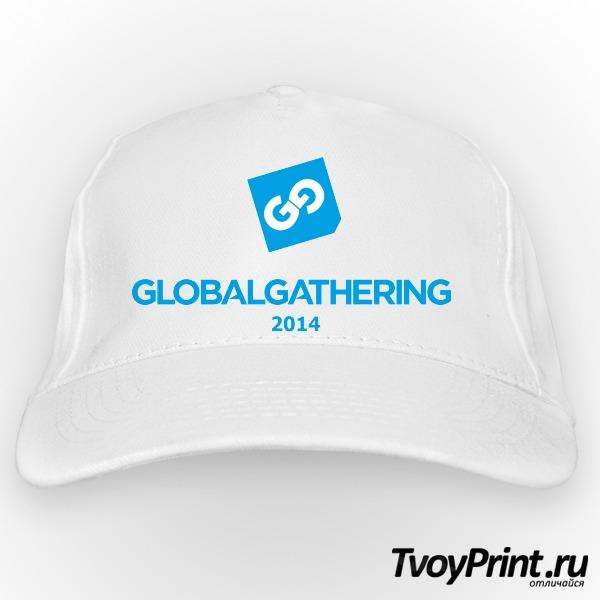 Бейсболка Global Gathering (2)