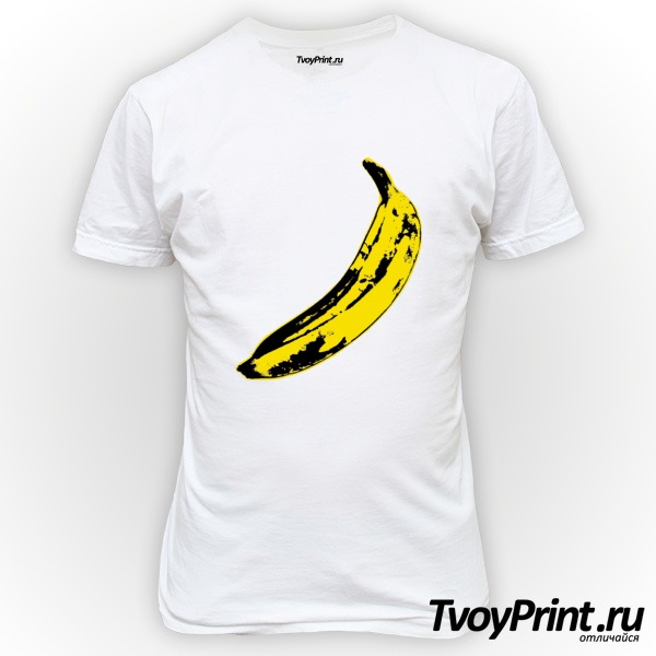 Футболка Andy Warhol Banana
