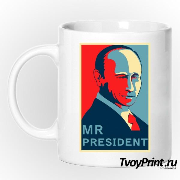 Кружка Путин - Hope