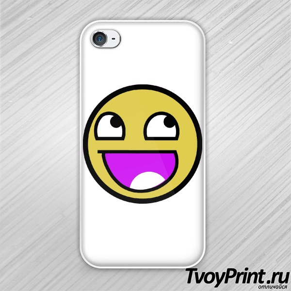Чехол iPhone 4S Awesome