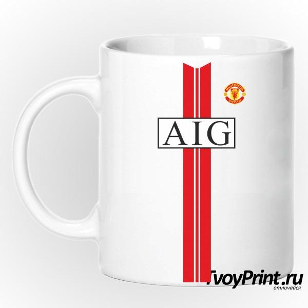 Кружка Manchester United (форма 2)