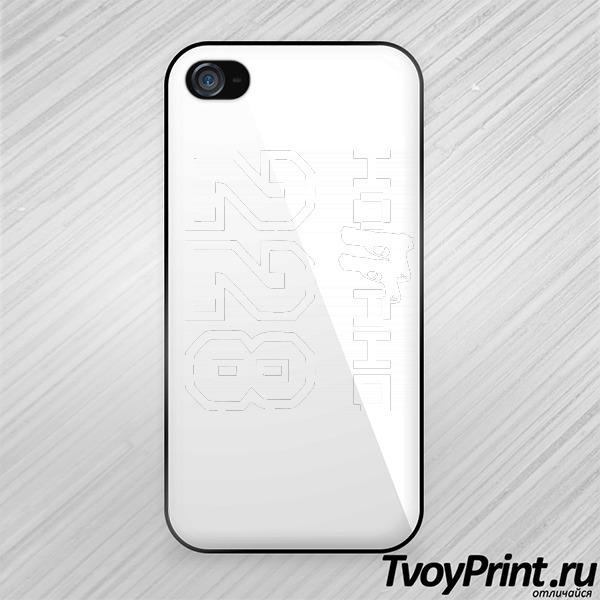 Чехол iPhone 4S Ноггано 228
