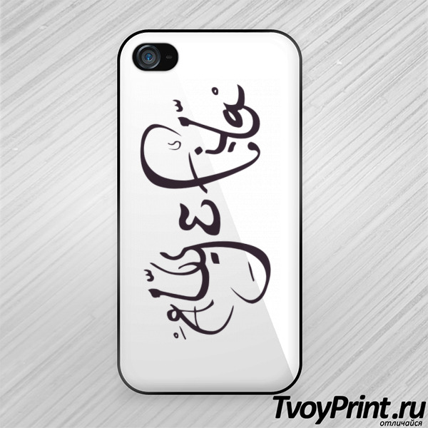 Чехол iPhone 4S Aly & Fila