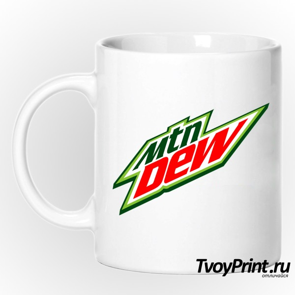 Кружка Mountain Dew