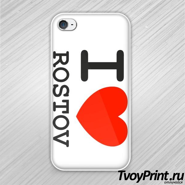 Чехол iPhone 4S Ростов-на-Дону
