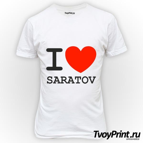Футболка Саратов