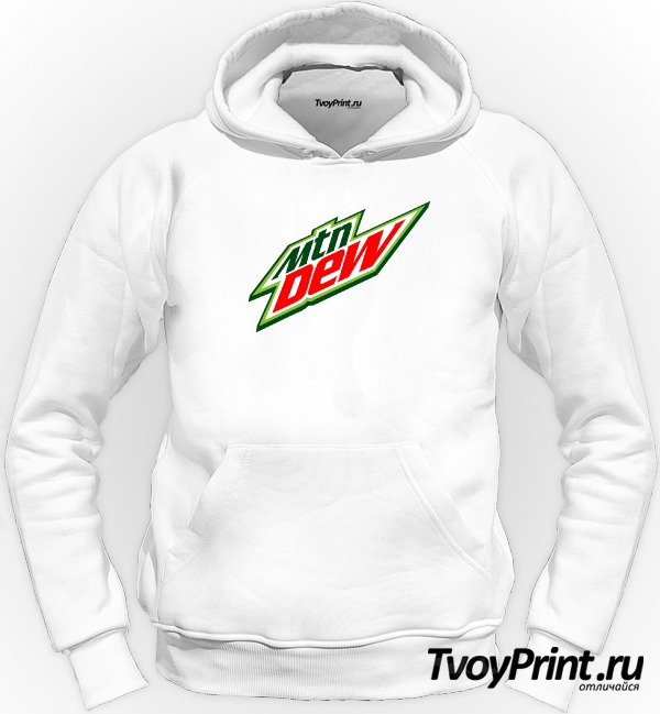 Толстовка Mountain Dew