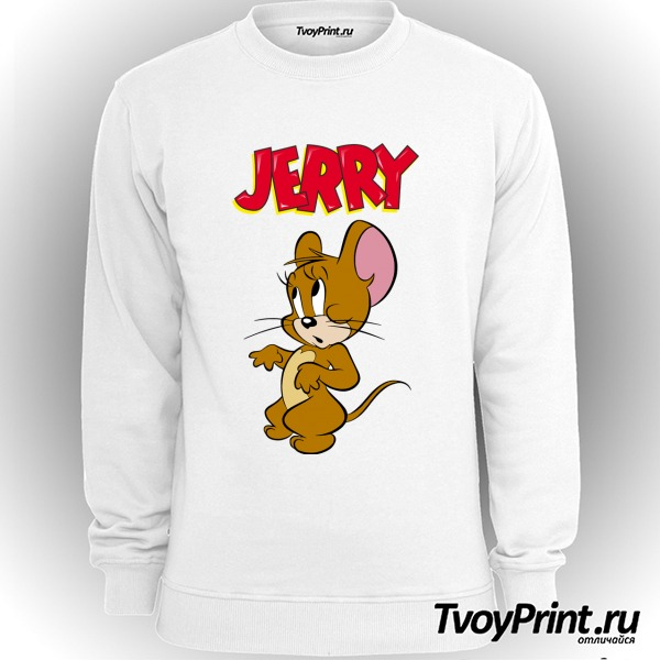 Свитшот Джери