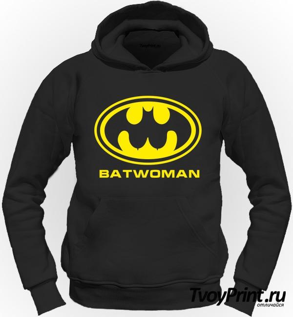 Толстовка BatWoman