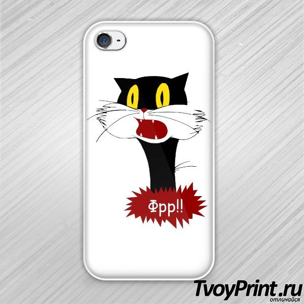 Чехол iPhone 4S Фррр...