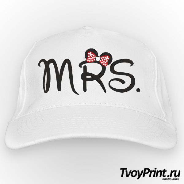 Бейсболка Миссис Маус (жен.)