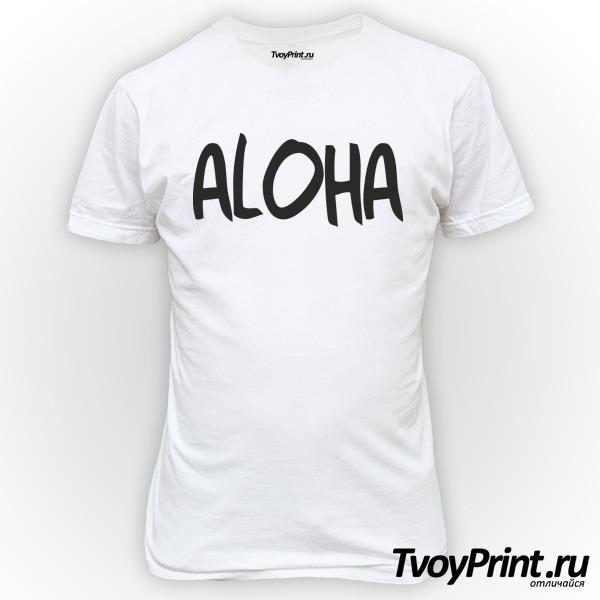 Футболка ALOHA