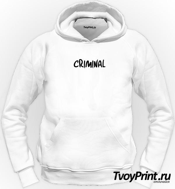 Толстовка CRIMINAL