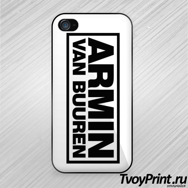 Чехол iPhone 4S Armin Van Buuren (3)