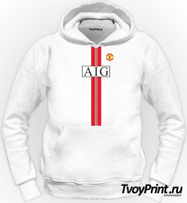 Толстовка Manchester United (форма 2)