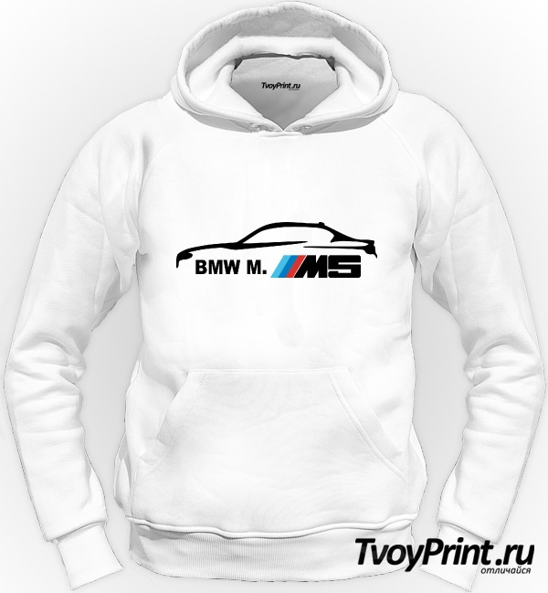Толстовка BMW M5 Series