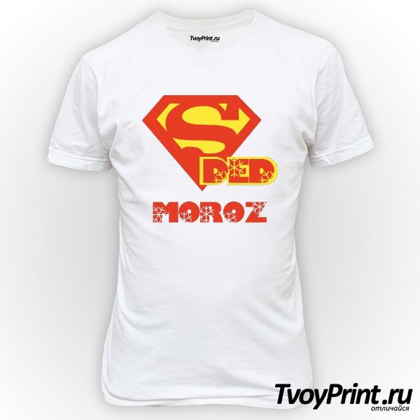 Футболка Super Ded Moroz