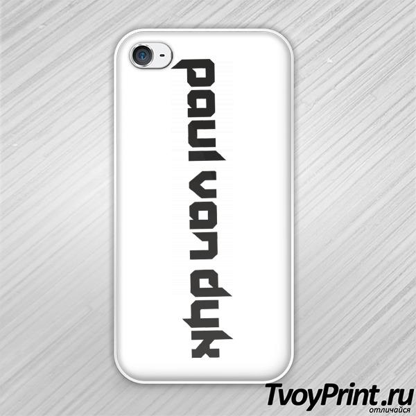 Чехол iPhone 4S Paul Van Dyk (2)