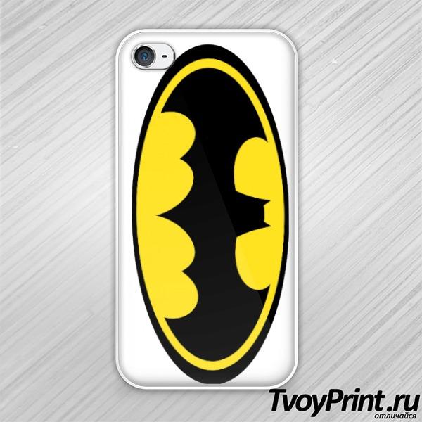 Чехол iPhone 4S Batman