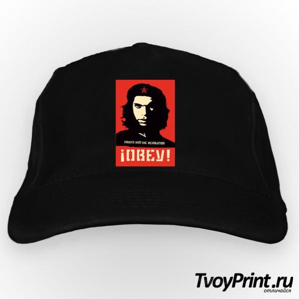 Бейсболка Obey Che Guevara