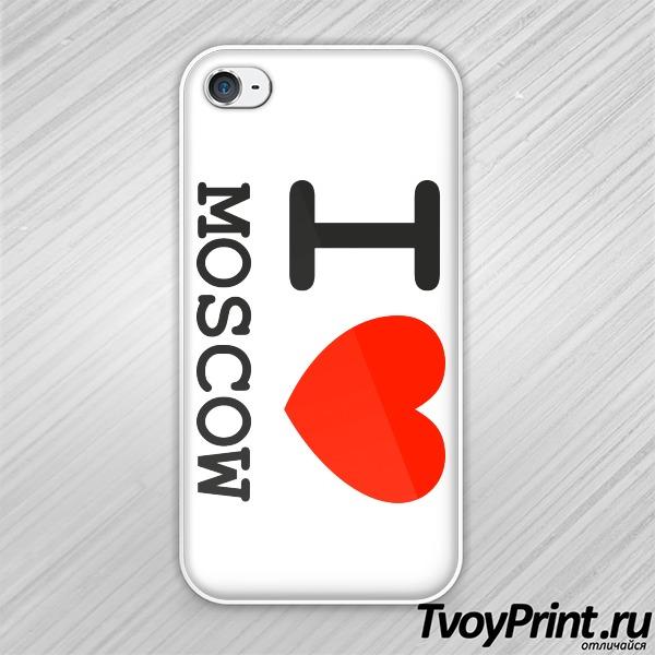 Чехол iPhone 4S Москва