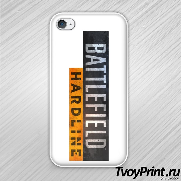 Чехол iPhone 4S BATTLEFIELD hardline