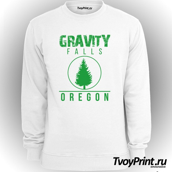 Свитшот GRAVITY FALLS OREGON