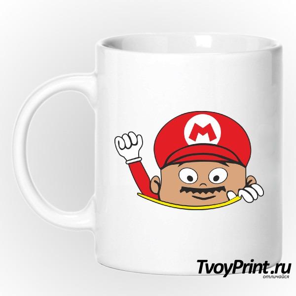 Кружка Super Mario