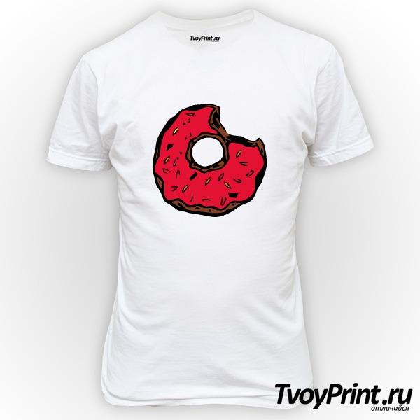 Футболка Пончик для Гомера