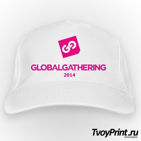 Бейсболка Global Gathering (3)