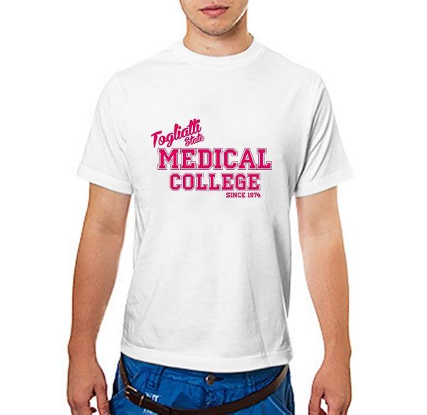 Футболка Медицинский колледж