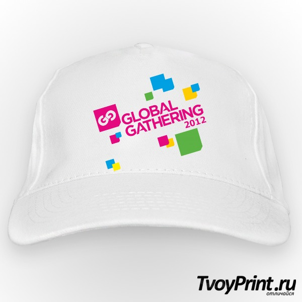 Бейсболка Global Gathering (6)