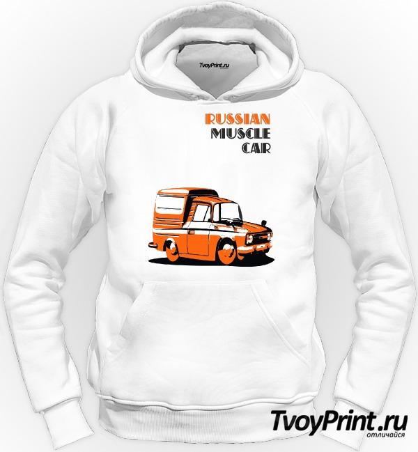 Толстовка Русский мускул кар (Muscle Cars)